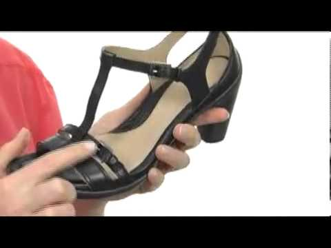 f1edb22a1817 ECCO Sculptured 65 Sandal SKU  8079736 - YouTube
