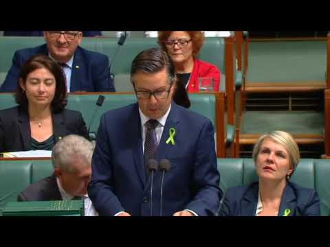 House Question Time 16 October 2017