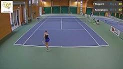 Miriam Kolodziejová vs  Lena Ruppert 1 12 2017 ITF Futures Milovice   ženy