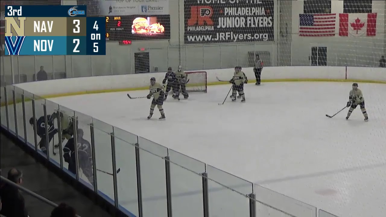 Home Page Eastern Collegiate Hockey Association