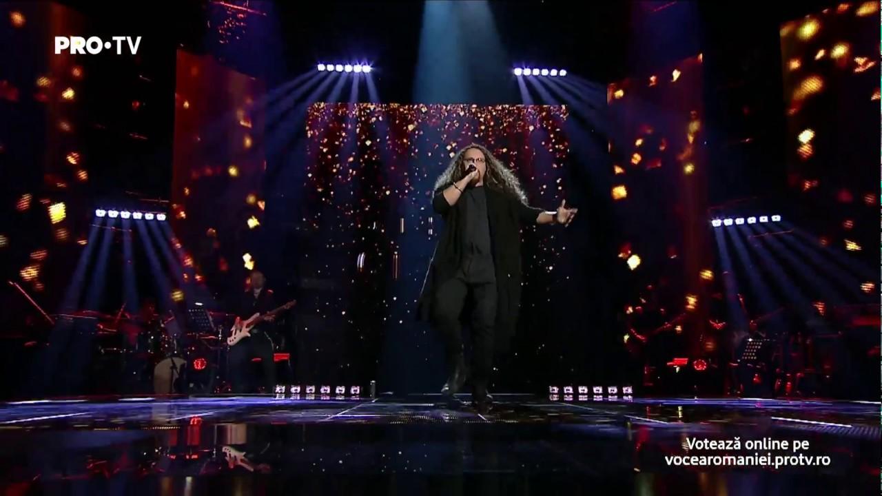 Laurentiu Mihaiu - Jesus Christ Superstar | Live 1 | Vocea Romaniei 2017