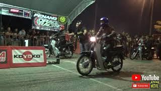Gambar cover DRAG BIKE 4t Honda EX5 100cc Jan 2019 Timing System DRAG RACING KUBANG MENERONG