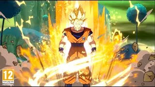 Dragon Ball Fighter Z :  Introduction de Goku