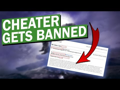 Cheater Gets Banned!  (Destiny 2) thumbnail