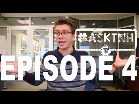 #ASKTNH Episode 4: Longines Heritage Collection