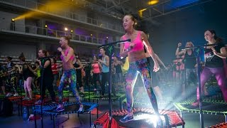 JUMPING FROG JUMP PARTY 2016 Oficjalny teledysk / JUMPING FITNESS CONVENTION