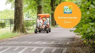 RCN het Grote Bos vakantiepark in Utrecht