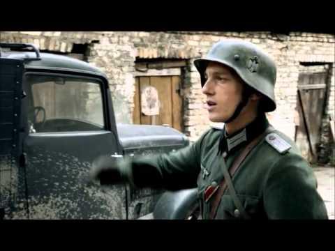 Unsere Mütter Unsere Väter Filmi Yahudi Çocuğun Öldürüldüğü Sahne
