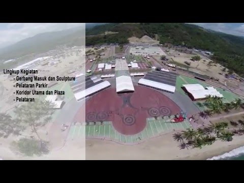 SAIL TOMINI 2015 - Penataan Kawasan Pantai Kayu Bura Parigi Moutong