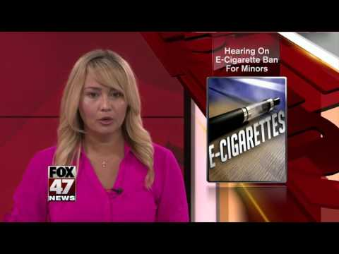 Bill would ban e-cigarette loopholes for minors