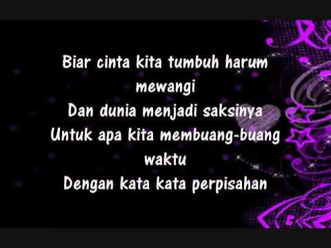 Cinta Kita  Shireen Sungkar Ft Teuku Wisnu Lyric)