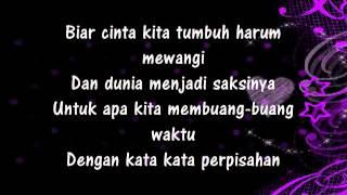 Cinta Kita Shireen Sungkar ft Teuku Wisnu lyric MP3