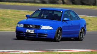 spring action day 2017 audi s4 b5 11 45 track obsession castle combe ben gunn