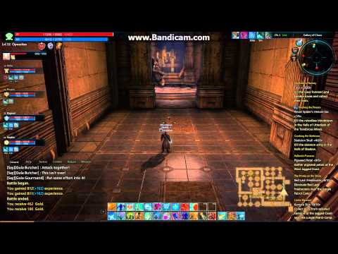 """TERA Online: Teleport To """"Relic Of A Bygone Age"""" In Azarel's Temple"""