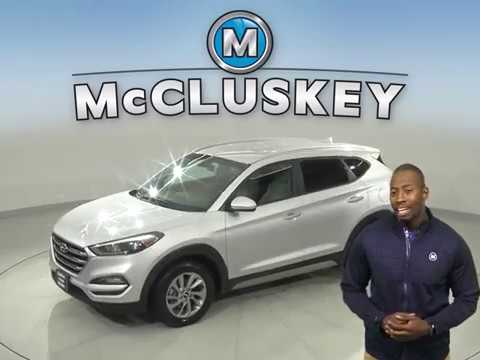 A17110TR Used 2018 Hyundai Tucson Silver SUV Test Drive, Review, For Sale -