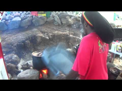 A Special Message To Louie G Bryce From Ras Jambi The Ital Soup Man. St. Thomas January 14th 2012.