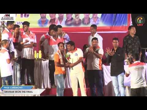PRIZE CEREMONY || Langeshwar Cricket Club Morave Night Tournament 2018 || Final- Day
