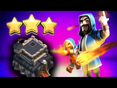 YOU ONLY NEED THIS 1 TH9 ATTACK STRATEGY in CLASH OF CLANS