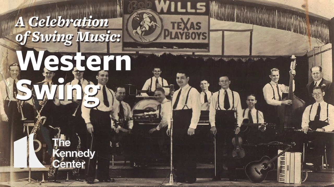 A Celebration Of Swing Music Western Swing