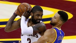 Kyrie Irving Highlights NBA Finals Game 3 - He Scores 38 Points In Loss To Warriors