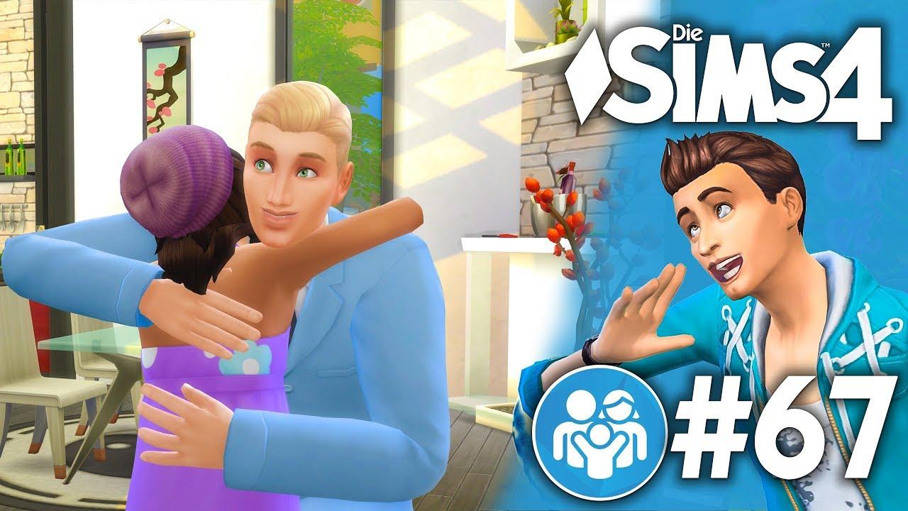 Mädchen adoptieren | Lets Play Die Sims 4 Elternfreuden #67 (deutsch) - YouTube