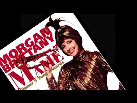 Mame, It's Today  Morgan Brittany 30th Anniv Natl Tour