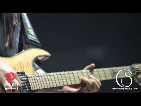 Five Finger Death Punch - Salvation (live) - Project 961 Cinco the 6th 2012