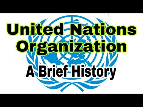 United Nations Organisation : A brief history in Hindi