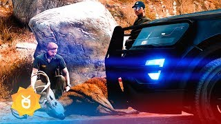 GTA 5 ROLEPLAY | YDDY:RP #283 - ПАУЭР РЕЙНДЖЕР (ПОЛИЦЕЙСКИЙ)
