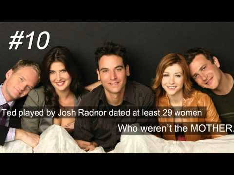 Rarely Known Facts About How Met Your Mother