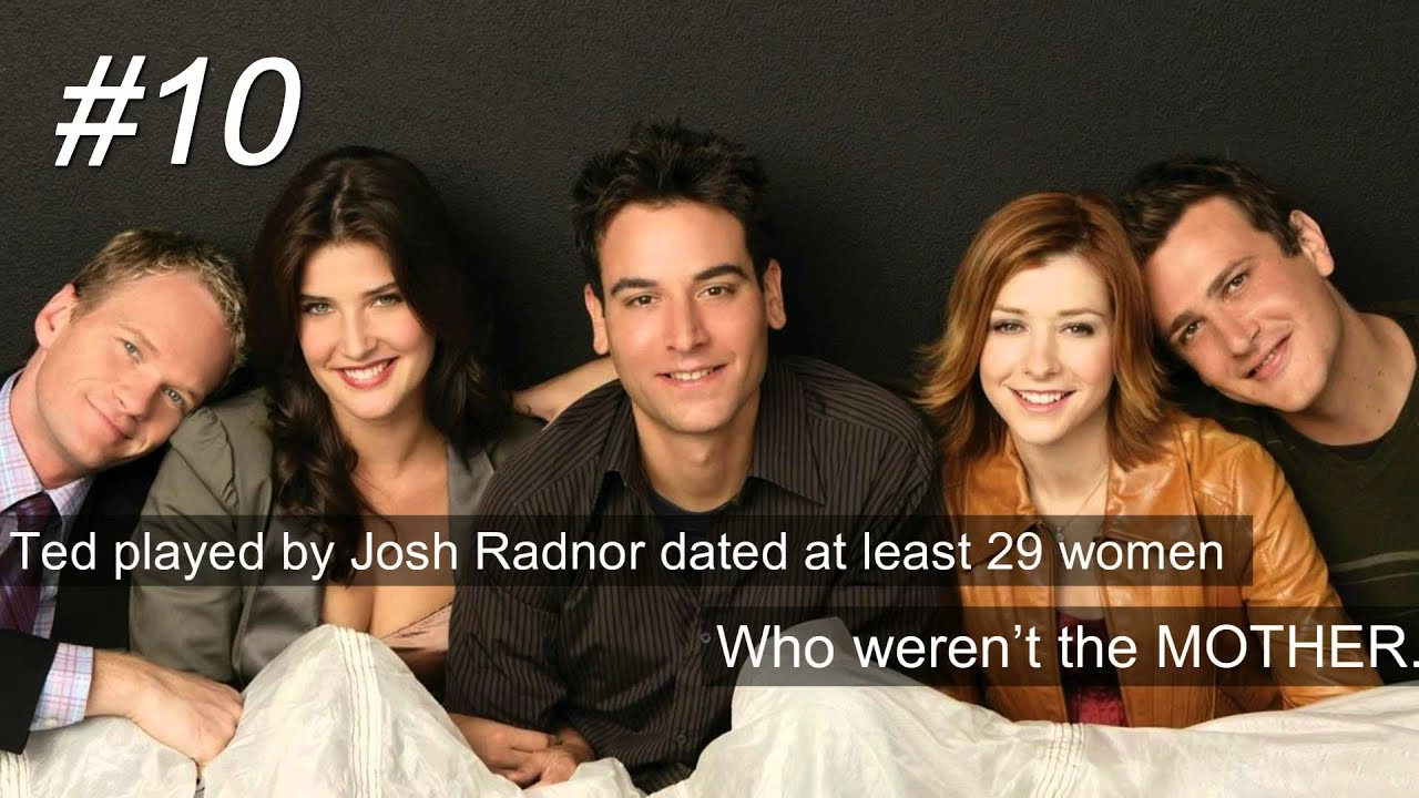 17 Rarely Known Facts about 'How I Met Your Mother'