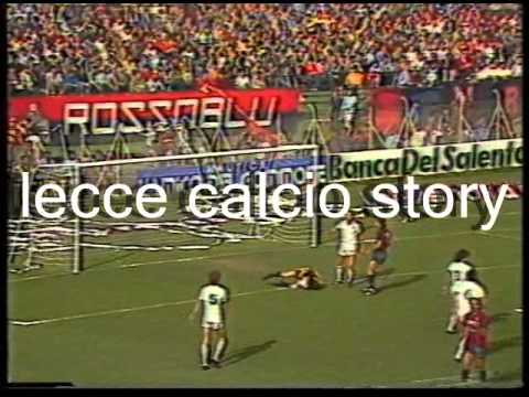 Taranto lecce 1 1 14 10 1984 campionato serie b 1984 for Serie a table 1984 85