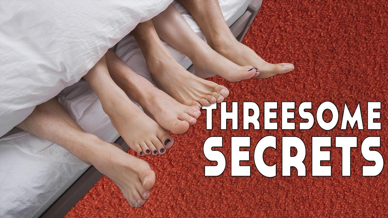 Secret Threesome Confessions - Secret Threesome Confessions