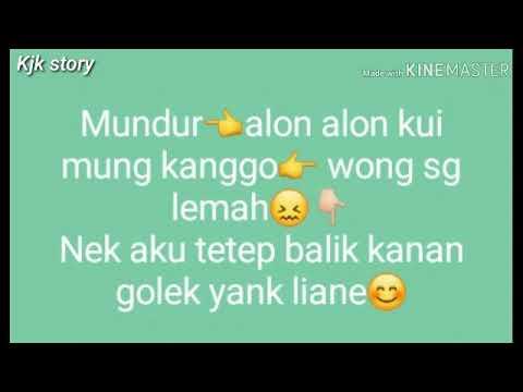 Caption Jowo Keren 05 Youtube