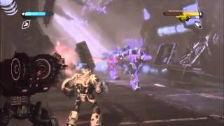 Gameplay: Transformers War For Cybertron Chapter 7 Kaon Prison Break  Part 4