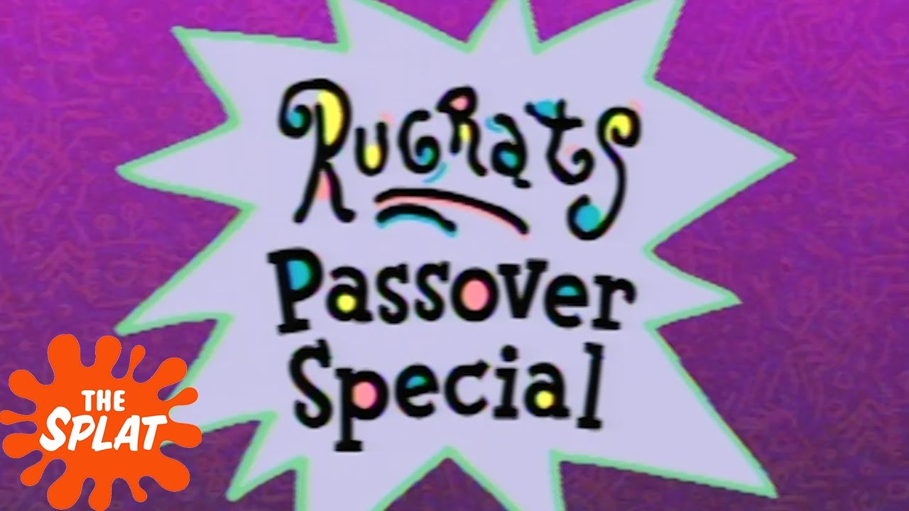 NickALive!: Why the 'Rugrats' Passover Episode Still