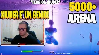 Efesto COPIA La Tecnica Di Xiuder in Arena! - Fortnite ita