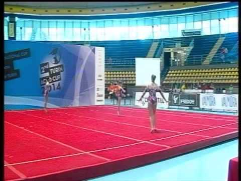 2nd Turin Acrocup - 2014 - Day 2 - Part 1
