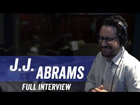 JJ Abrams  'The Play That Went Wrong', Raising Children, 'Westworld'  Jim Norton & Sam Roberts