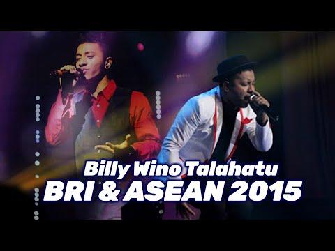 Billy Wino Talahatu - Juara 1 Tingkat ASEAN 2015