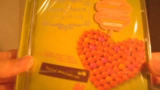 SNSD - Heart 2 Heart CD Album Unboxing