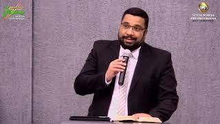 O justo regozija-se em Deus, apesar das adversidades presentes - Pr. Antônio Dias