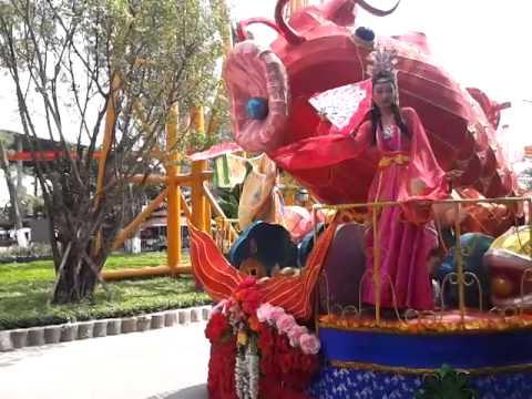 Lễ hội trái cây Suối Tiên năm 2014