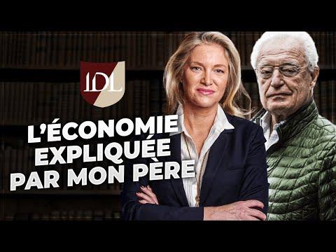 L' Economie expliquée par mon père //Emmanuelle Gave et Charles Gave // Episode 1