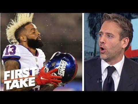 Giants owner John Mara wrong to criticize Odell Beckham Jr. - Max Kellerman   First Take