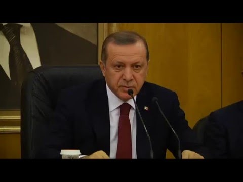 Cumhurbaşkanı - Malum Eş Başkanın Yaptığı Provokasyon ve İhanettir