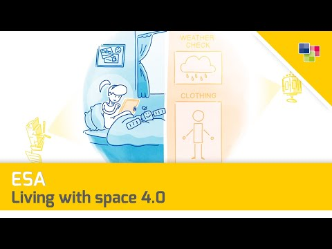 Living with space 4.0