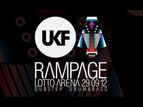 UKF Rampage 2012 - Lotto Arena, Antwerp, Belgium