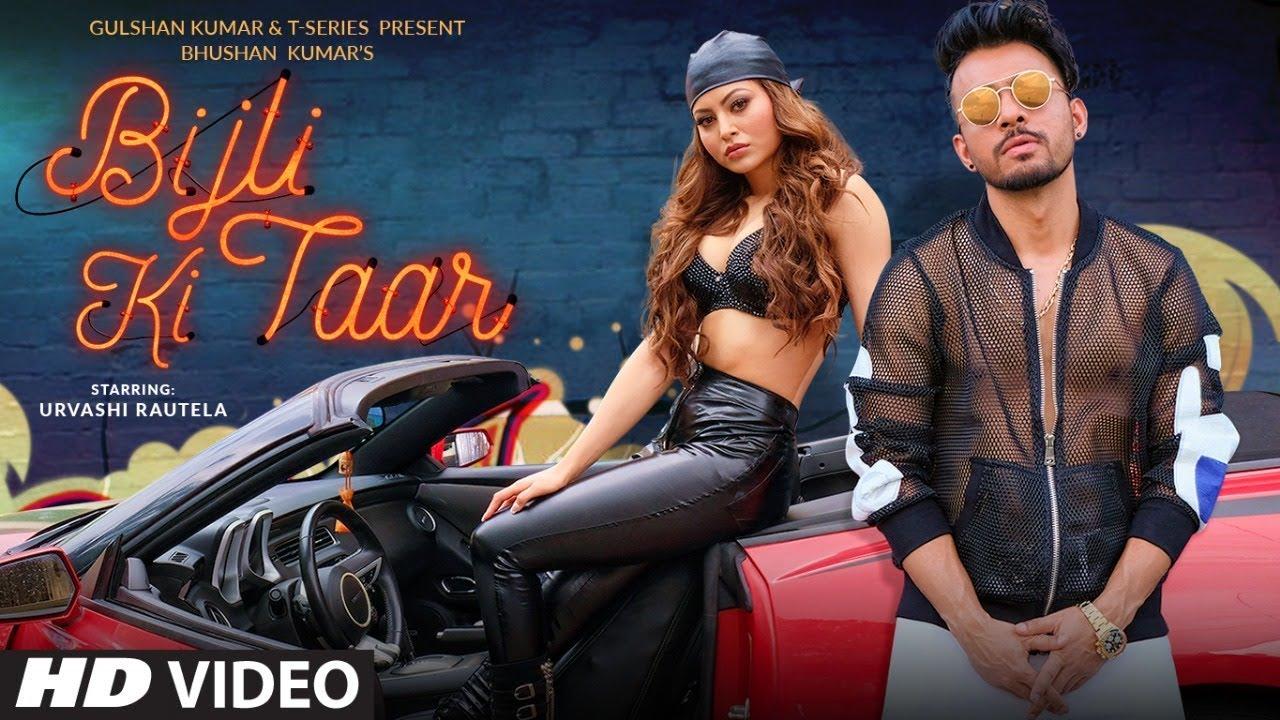 Bijli Ki Taar Video | Tony Kakkar Feat. Urvashi Rautela | Bhushan Kumar | Shabby