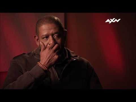 Interview with Forest Whitaker on Criminal Minds: Suspect Behavior!